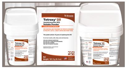 Tetroxy HCl-25