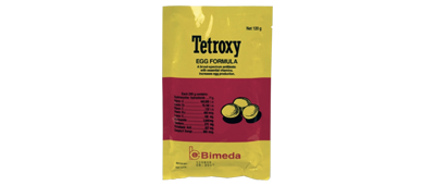 Tetroxy Egg Formula - AMEA/Export Product